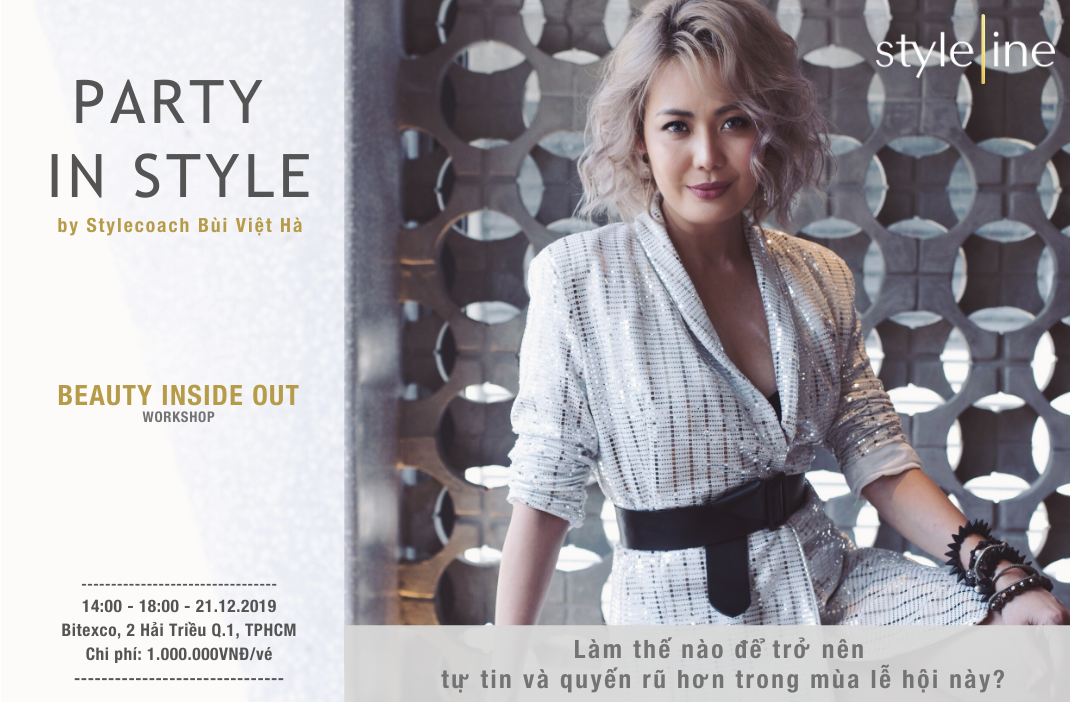 BEAUTY INSIDE OUT by BÙI VIỆT HÀ – 21.12.2019